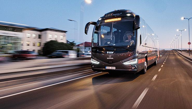 Автобусы вновь будут ходить из Минска в Ригу через Вильнюс